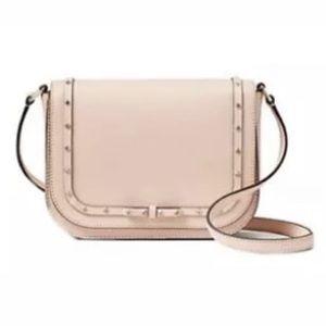🌺Kate Spade LG Carsen Jeweled Crossbody Handbag